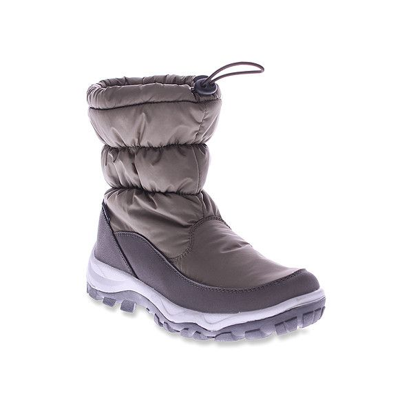 Spring Step McCarthy Performance Snow Boots ($45) ❤ liked on Polyvore  featuring shoes,