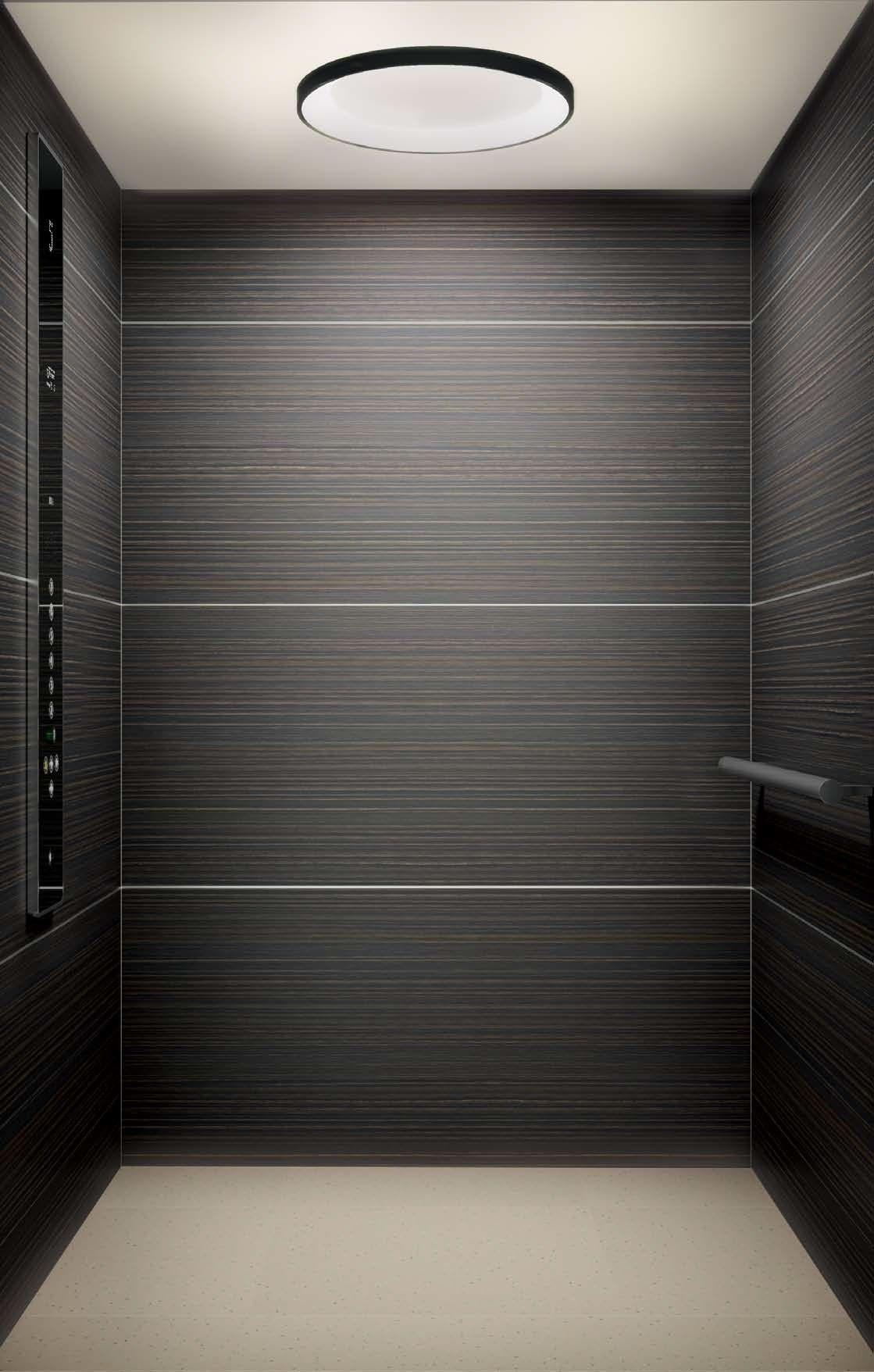 Lift for existing buildings KONE NanoSpace™ by KONE