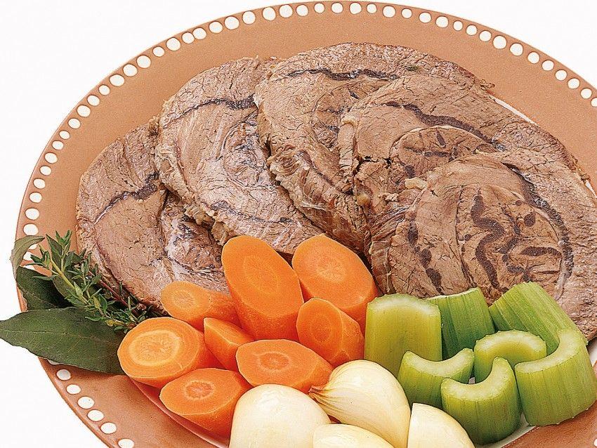 Ricetta bollito di carne Sale&Pepe