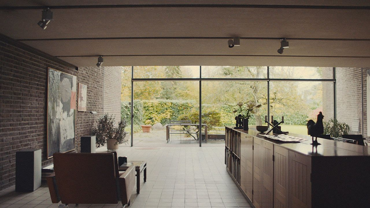nowness knud holscher brick building minimalist and bricks architecture interior design