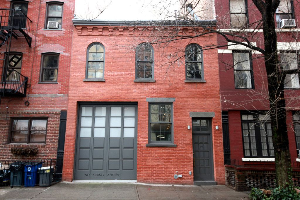 Exclusive 22 Jane Street Facade House Carriage House House Colors