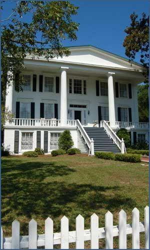 St Marys, Georgia: Orange Hall Plantation
