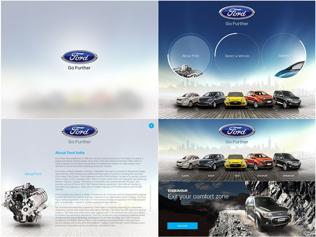 Pin By Johnnathan Gerard On Applications Ford Go Further