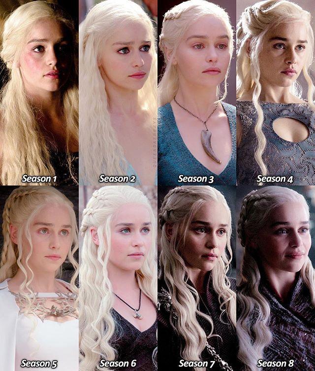 "Daenerys Targaryen ♡ on Instagram: ""#QOTP: which season is your favorite?"""