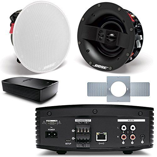 Robot Check Ceiling Speakers Bluetooth Amp Computer Speakers