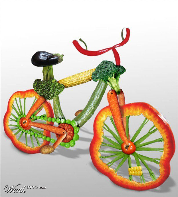 Now that's what I call green transportation