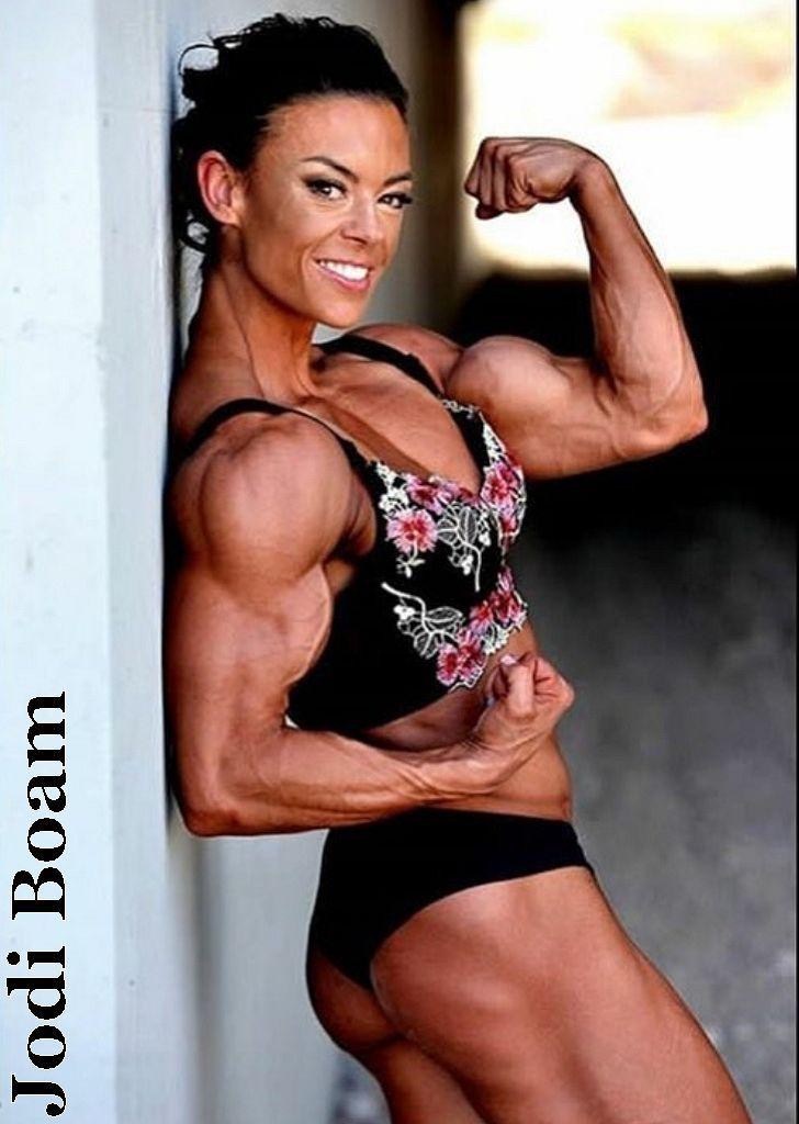 Bodybuilding single frau