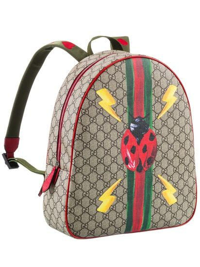 baac76cd14b4 Gucci backpack | Chic Bags | Fashion, Gucci kids, Girl backpacks