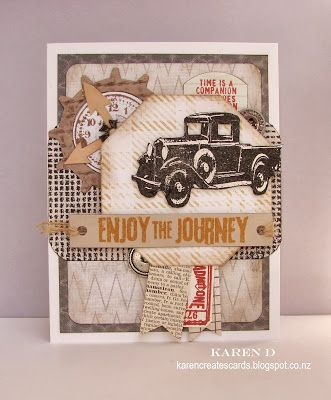More Cards for Moxie Fab Tuesday Trigger Vintage Vagabond :-)