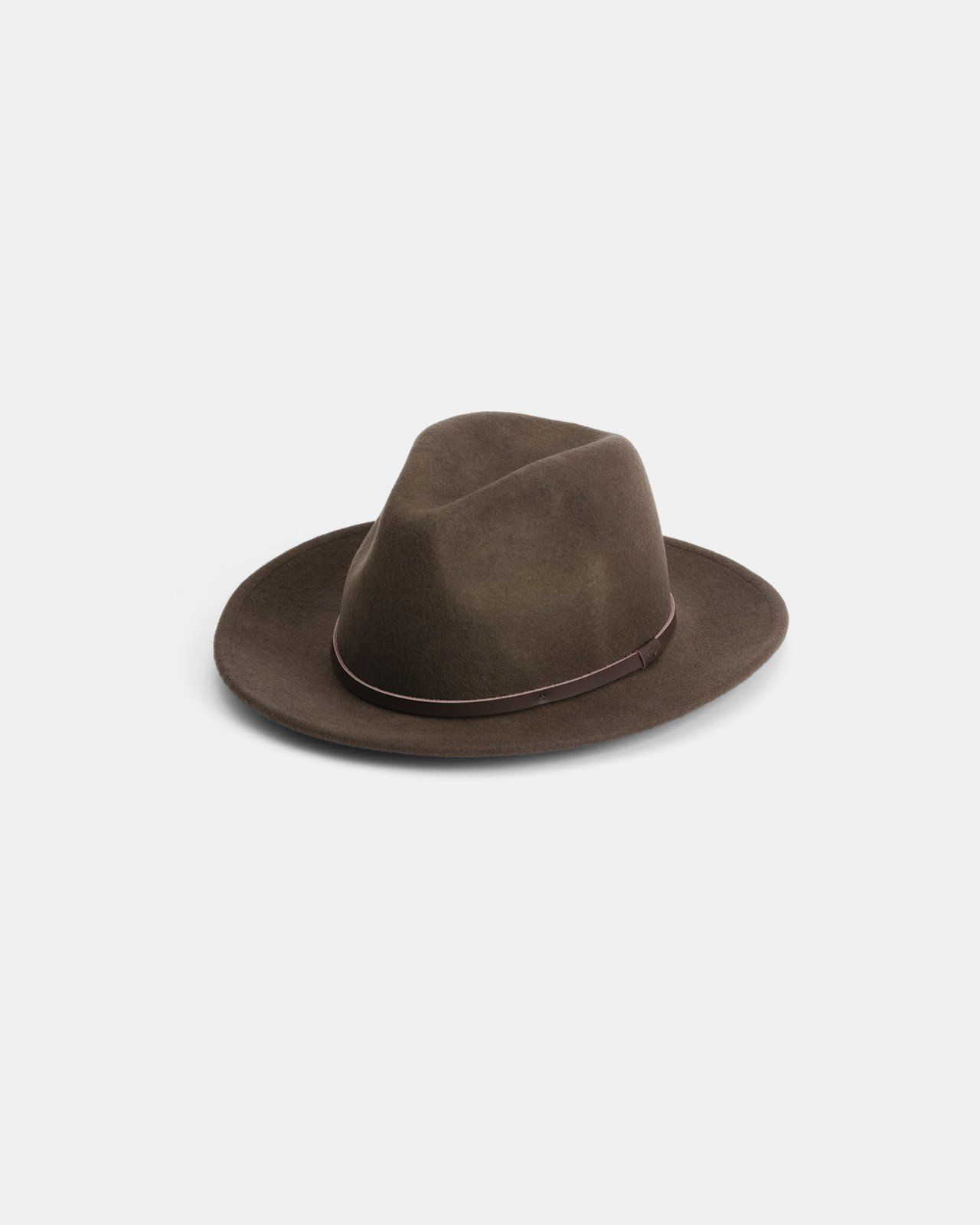 b2fc30db William Brown, the original earthy fedora from Will & bear. Perfect for  casual wear, festival outfits or your outdoors adventure.