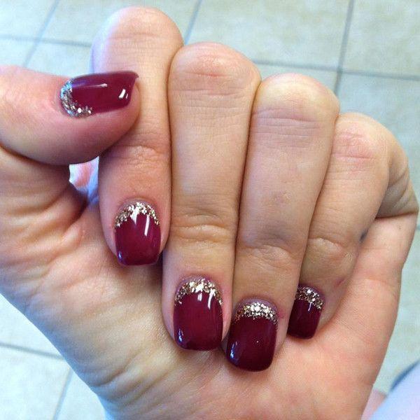 glitter gel nail designs - Google Search - Glitter Gel Nail Designs - Google Search Nails Pinterest