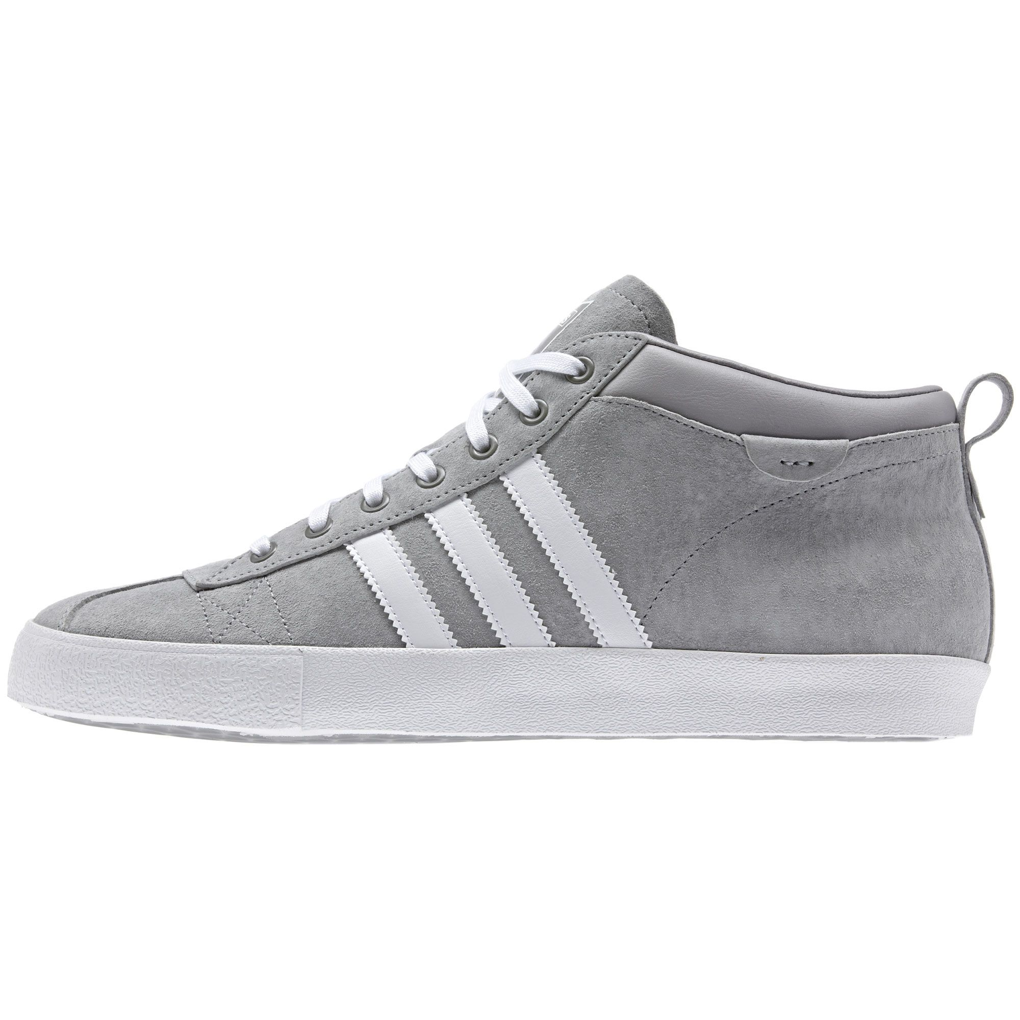 adidas gazelle mid grey white mens nz