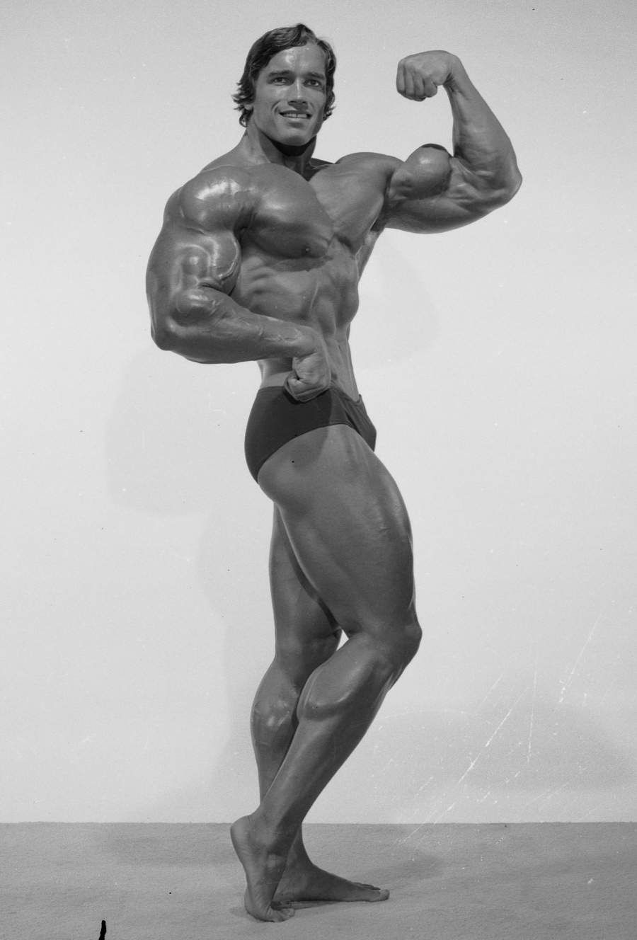 MH Icon: Arnold Schwarzenegger