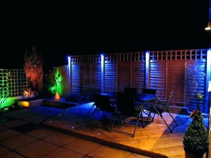 Low Voltage Led Landscape Lights Kits Outdoor