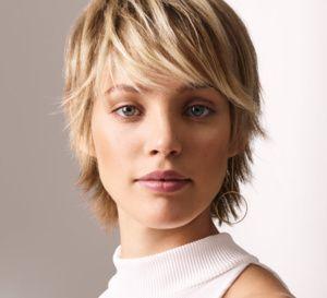 Des idées de coupes courtes pour cheveux fins