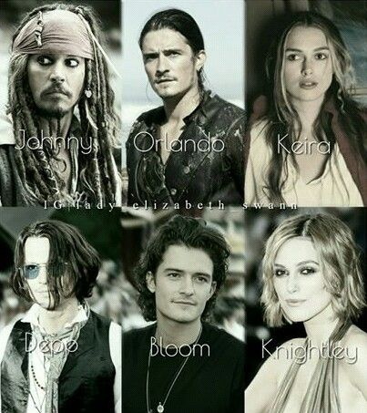 Cast Of Pirates Of The Caribbean Actors Pirates Of The Caribbean Johnny Depp