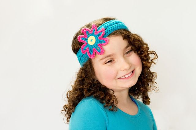 Hopeful+Honey+|+Craft,+Crochet,+Create:+Vibrant+Summer+Headband+&+Flower+Crochet+Pattern