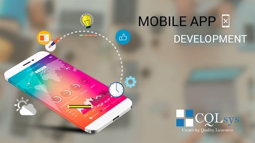 Cqlsys Is One Of The Best Mobile App Development Company In Usa With
