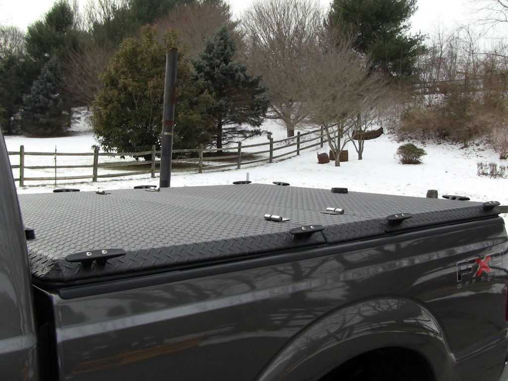 Diamondback Tonneau cover... (for the F350 I may or may