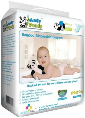 Image result for bamboo disposable diapers
