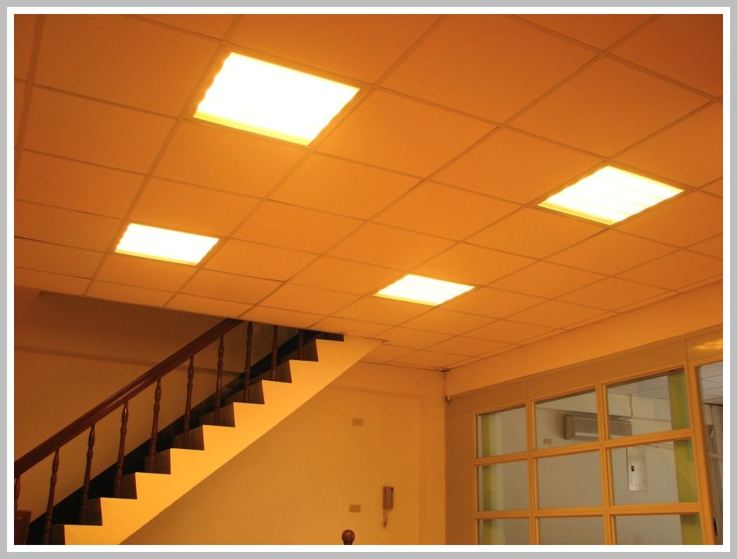 55 Reference Of Track Light Ceiling Tiles In 2020 Drop Ceiling Lighting Ceiling Tiles Basement Basement Ceiling