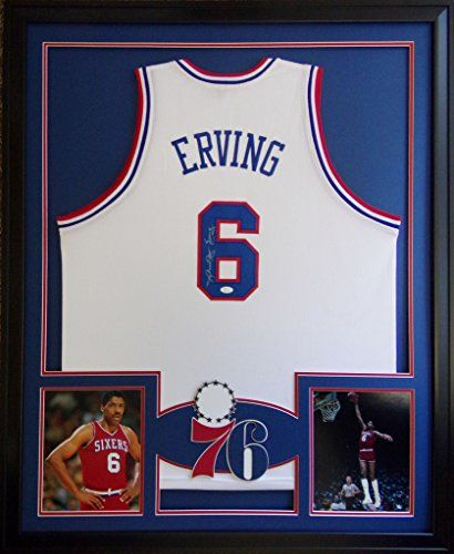 new style f0b86 d337e Pin by Mister Mancave on Basketball Framed Jerseys | Framed ...