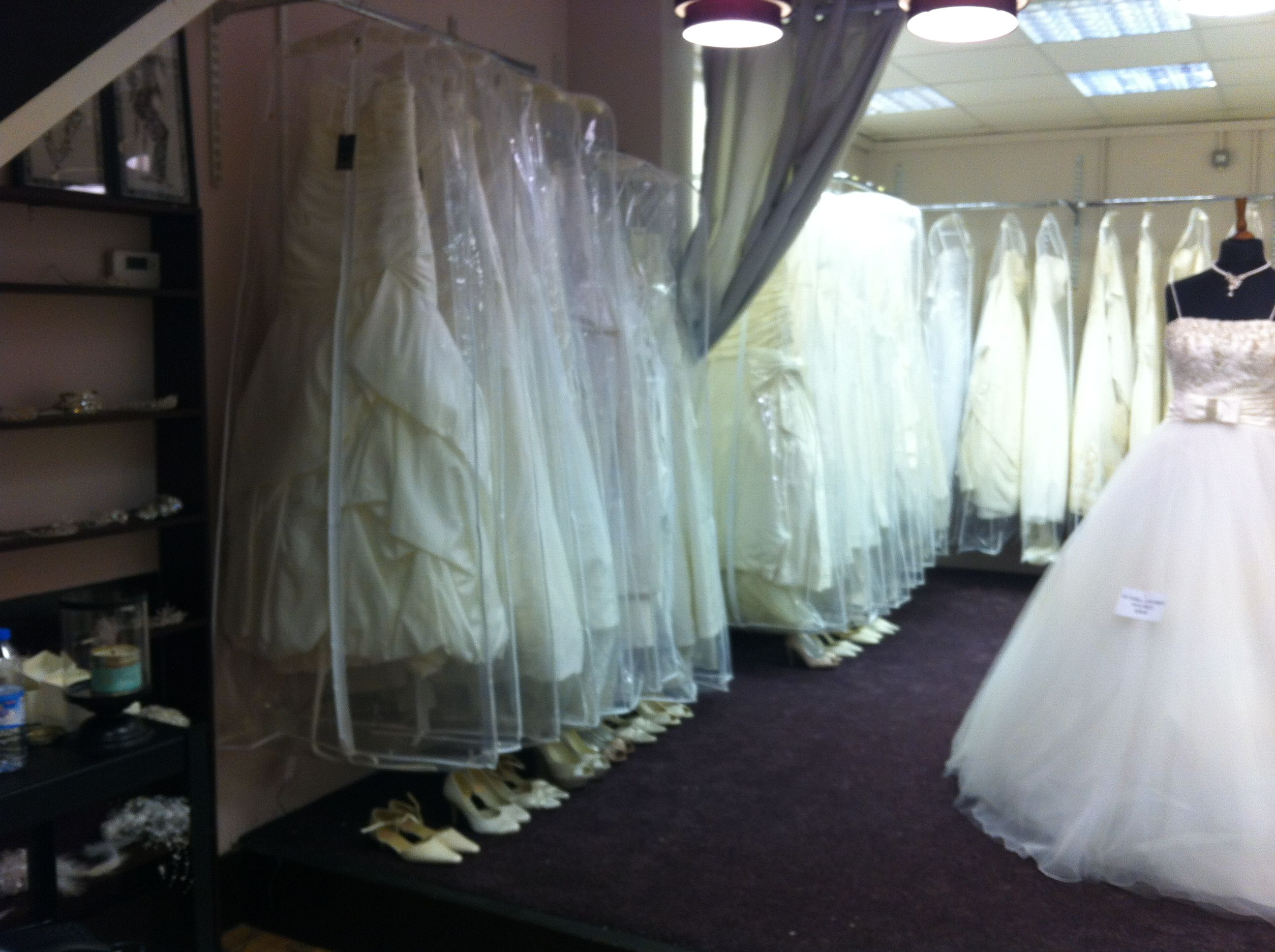 shop nearly open :) | Victoria Rogerson Wedding Dress Outlet | Pinterest