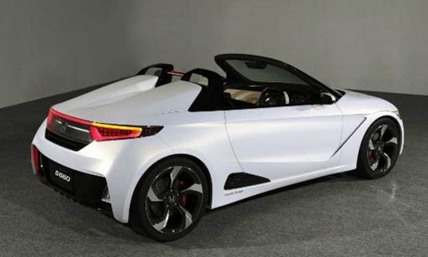 2020 Honda S660 Specs, Release, and Price | Small sports ...