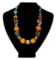 Berber Necklace - Moroccan Jewelry