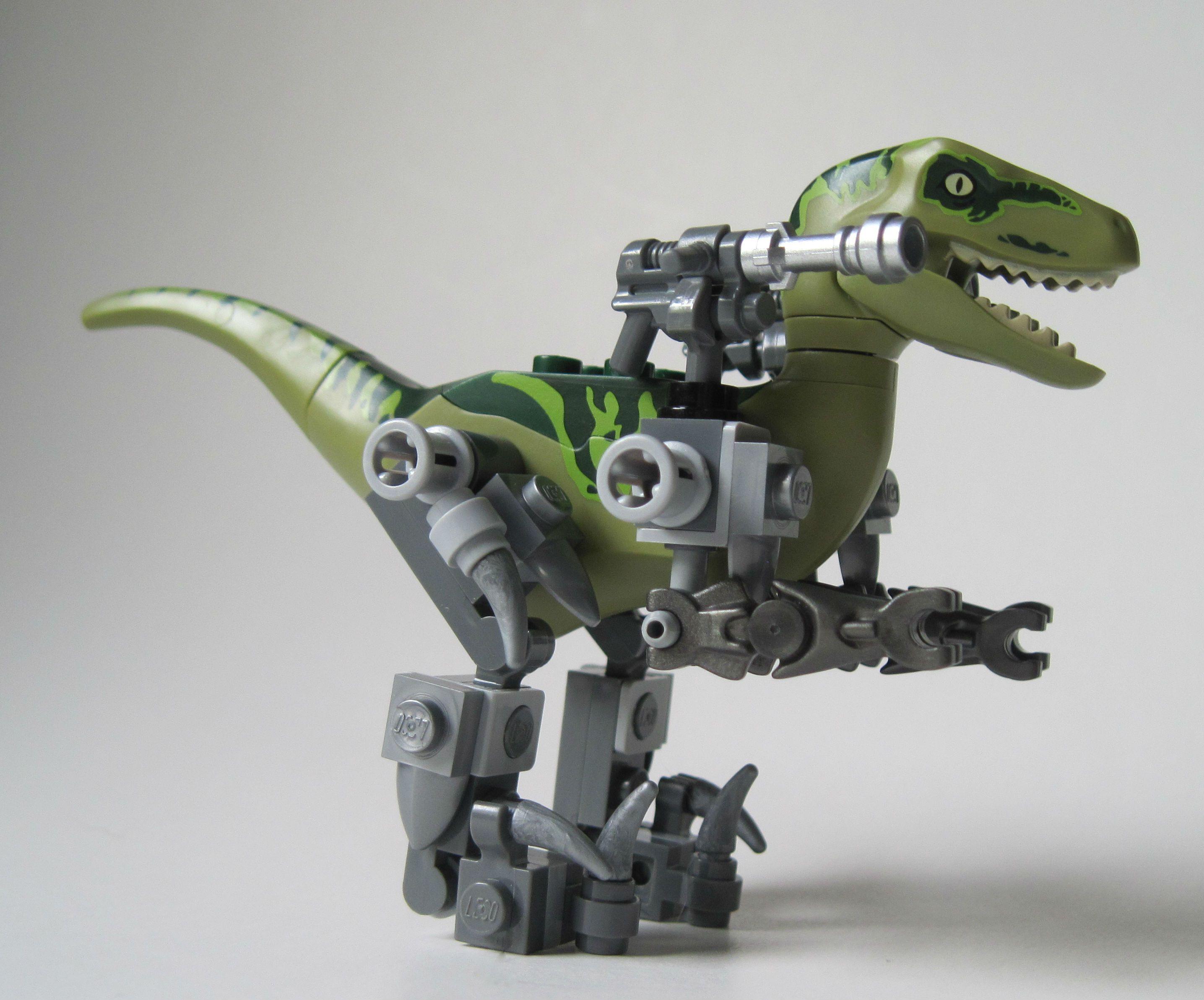 Mecha Raptor Dibujos Pixar Legos Juegos De Arte