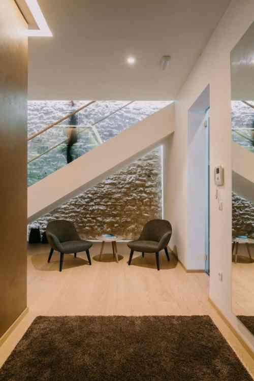 Déco cage escalier : 50 intérieurs modernes et contemporains   Deco ...