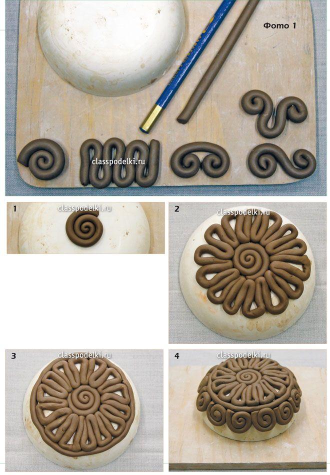 Керамика. Урок 8.
