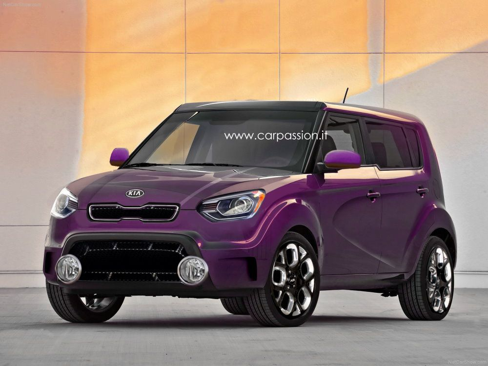 Kia Soul Forum >> Kia Soul 2012 Colors Charts Kia Soul 2013 Render German Car