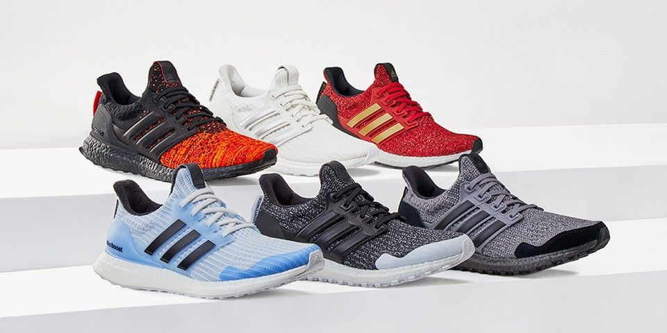 82ccf47da Game of Thrones  x adidas UltraBOOST Collection Gets a Release Date ...