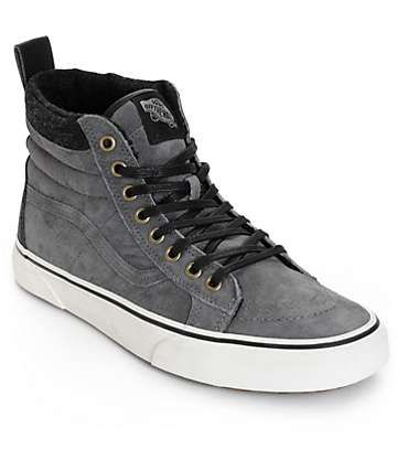 431e28820b Vans Sk8 Hi MTE Skate Shoes (Mens)