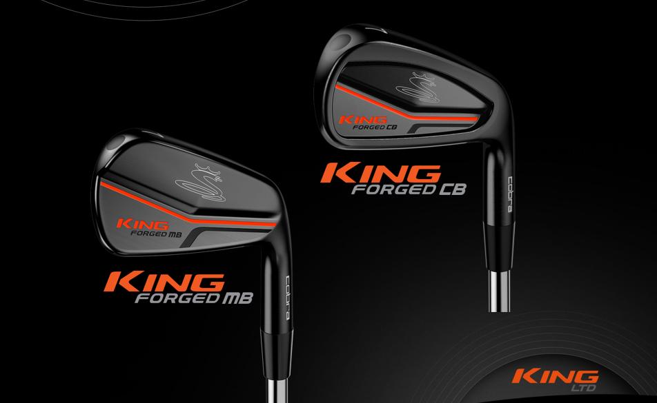 First Look Cobra King Forged Cb Mb Combo Irons Mygolfspy Golf Clubs Cobra Golf Forging