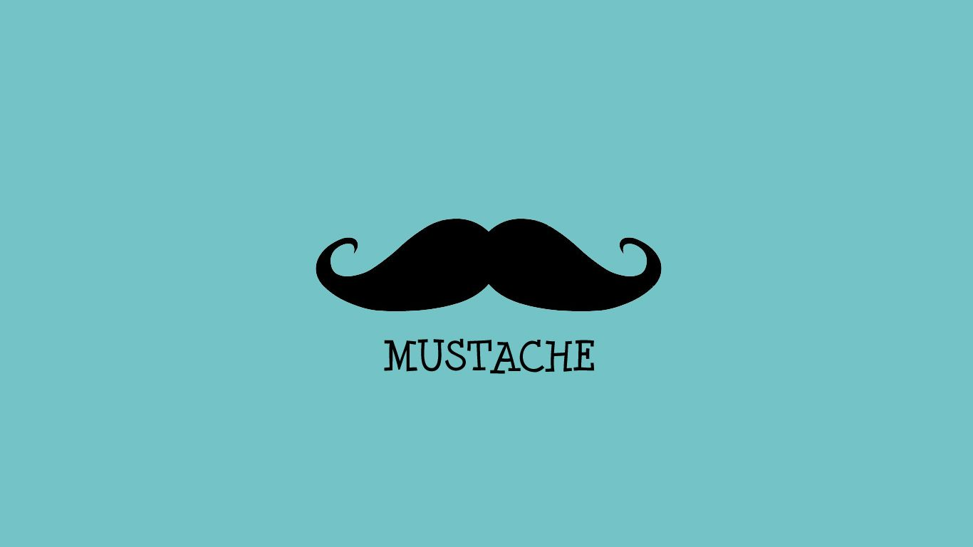 Moustache Wallpapers Mustache Wallpaper Cute Wallpapers Mustache
