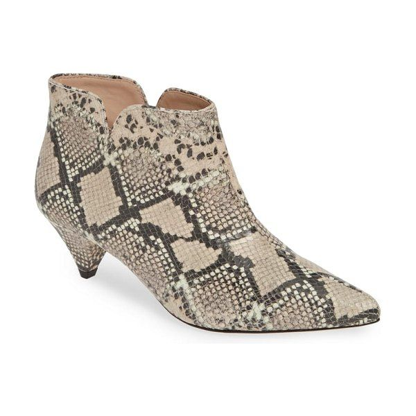 076936c15e273 Kate Spade New York Raelyn Bootie in 2019 | Animal Prints | Kate ...