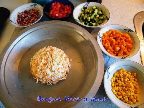 Ensalada fusión holandesa y marroquí   Cocinar en casa es facilisimo.com
