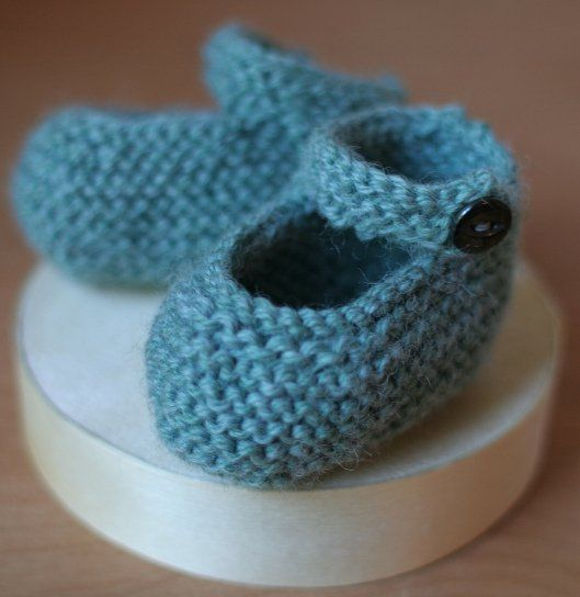40 Knit Baby Booties With Pattern Free Pattern Patterns And Babies
