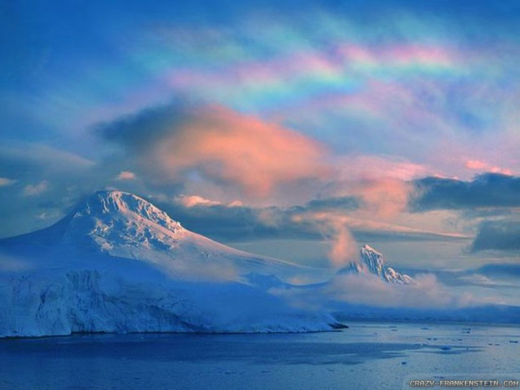 картинки северного полюса овд