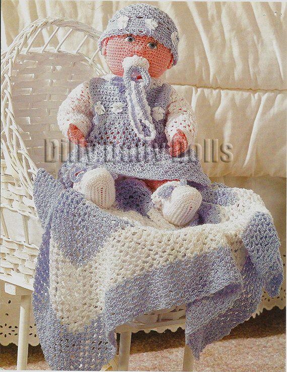 Curvy Female Doll Base No Sew - Amigurumi Crochet Pattern Girl ... | 737x570