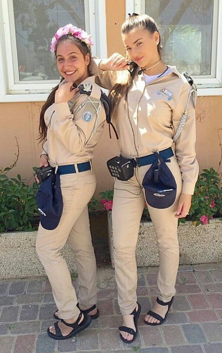 IDF Israel Defense Forces Air Force Women | Army girl