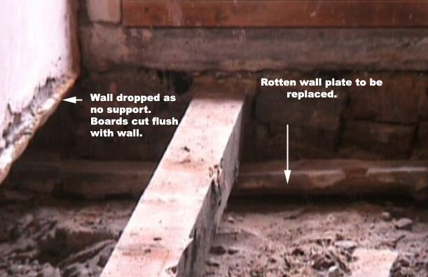 Replacing A Timber Floor How To Replace Floorboards Replacing Joists Timber Flooring Timber Flooring