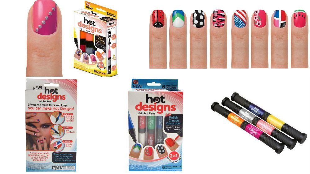 hot design nail ideas - Hot Designs Nail Art Ideas