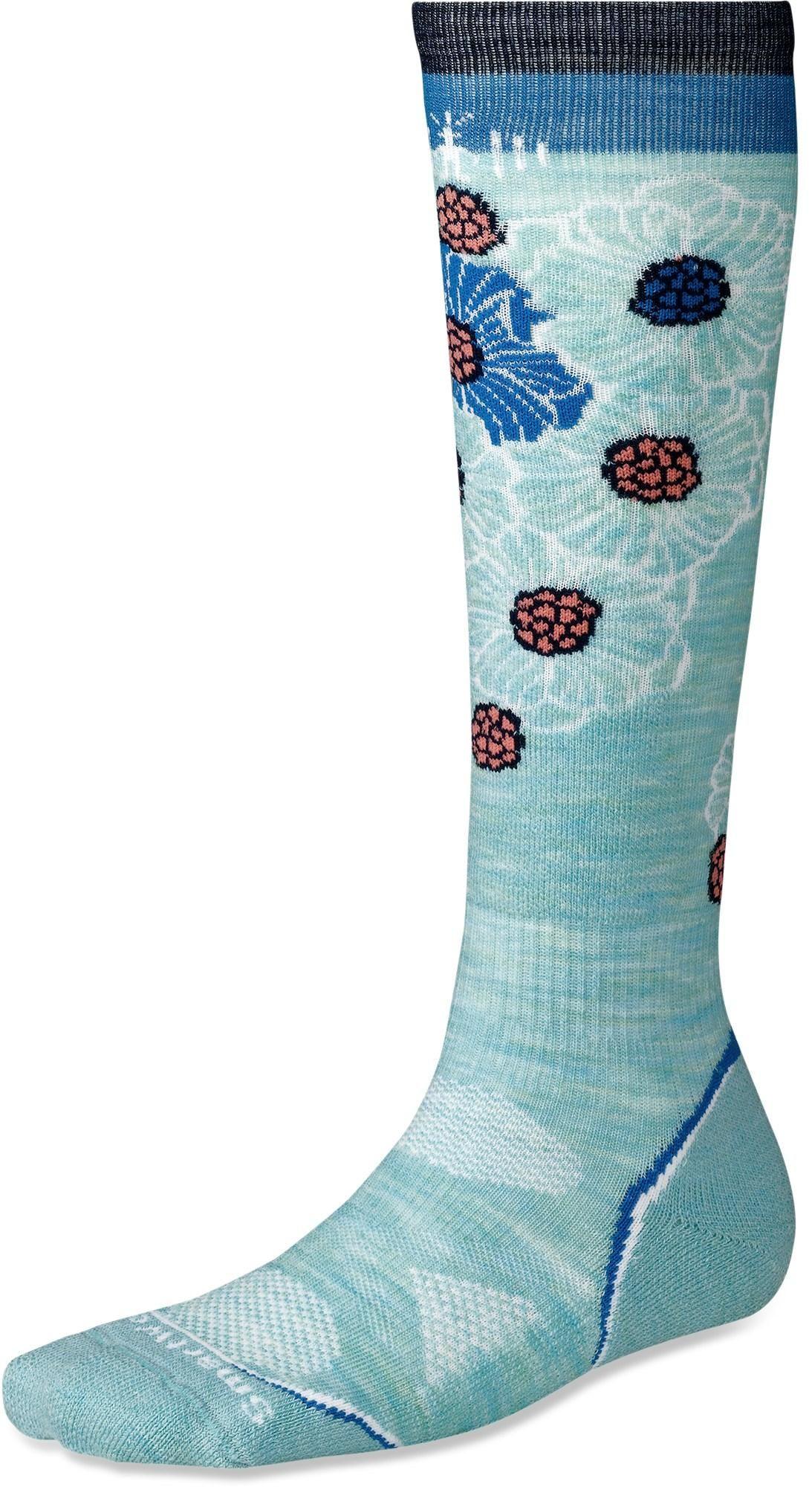 Smartwool Damen Socken Womens PhD Ski Medium Pattern