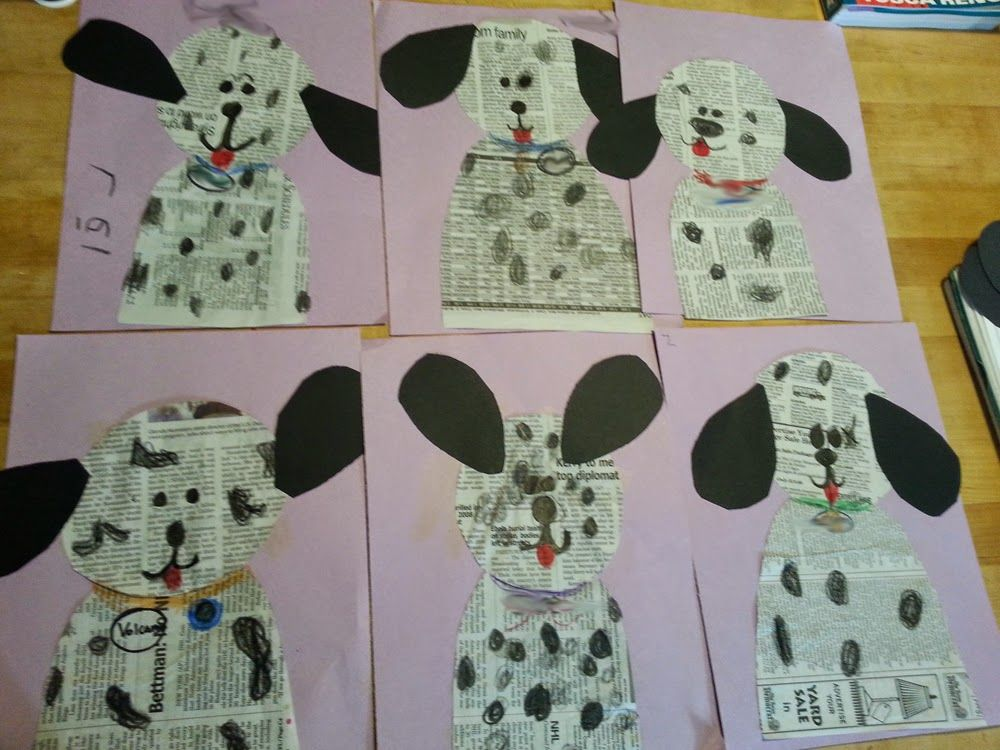 Dog Themed Craft Projects