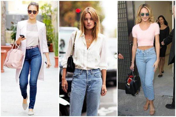 Notable.ca | Summer Fashion Trend High Waisted Jeans