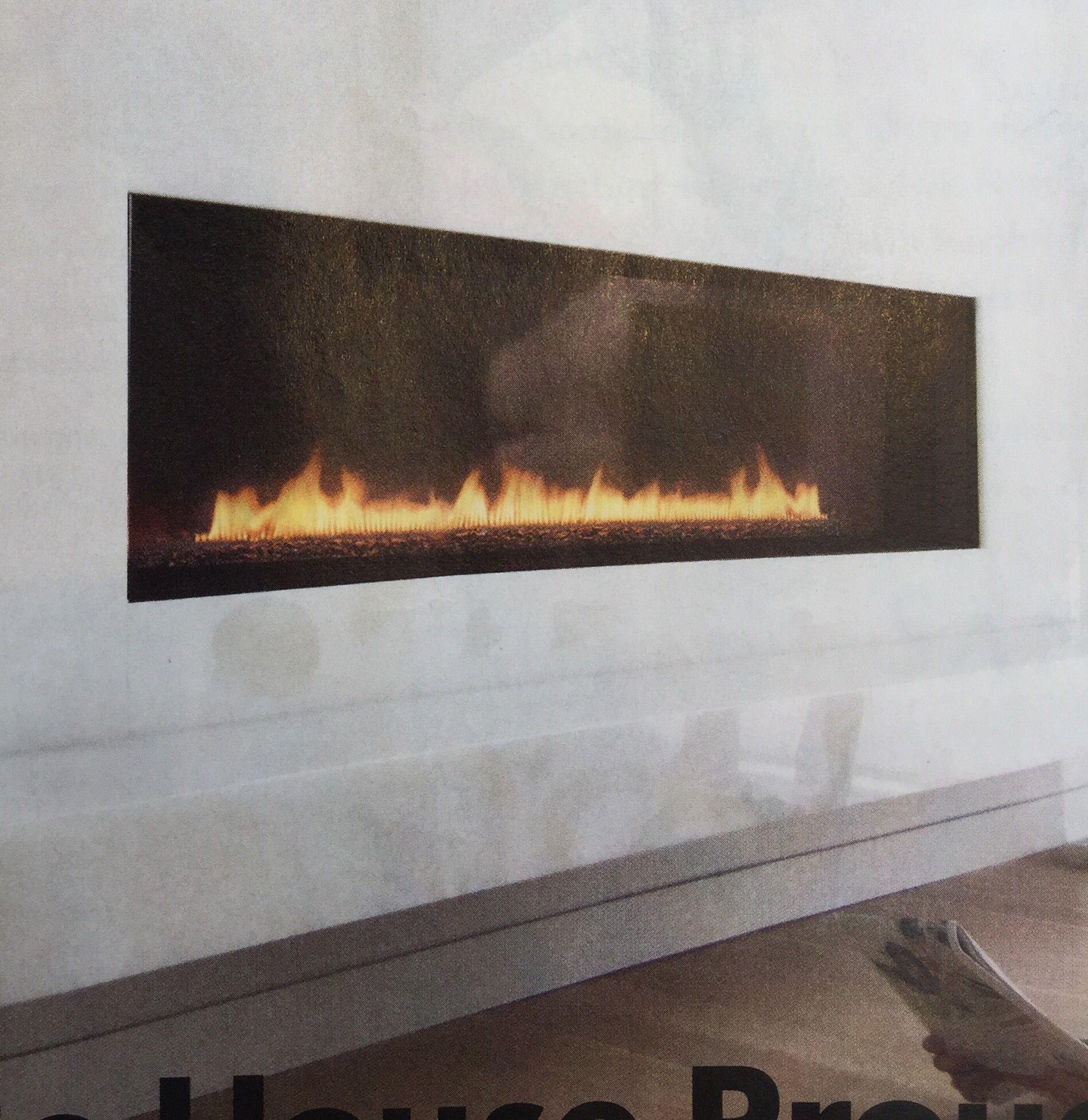 20++ Floating gas fireplace ideas   LivingRoomReference