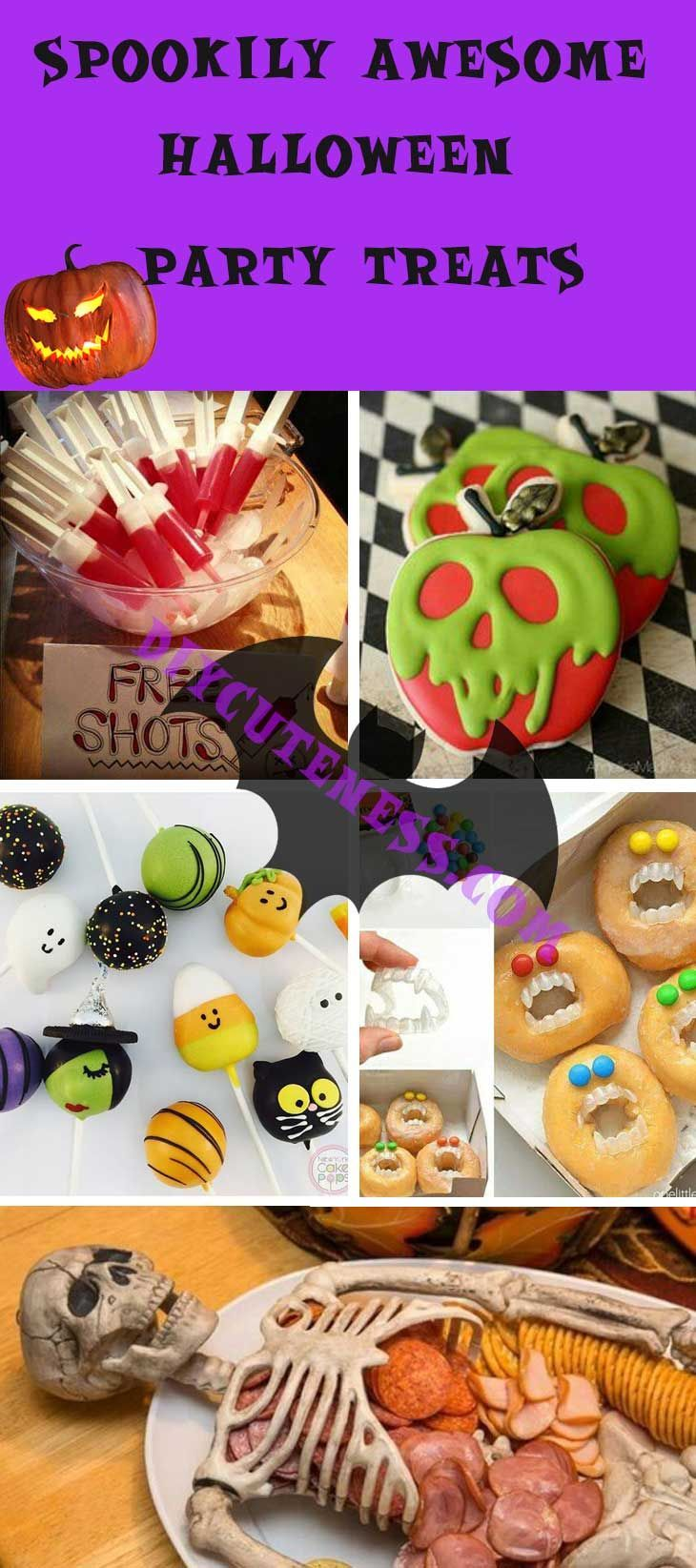 Spooky Halloween Party Food Ideas for Adults Halloween